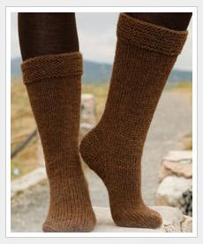 Betere Sokken Breien » Gratis luxe & mooie breipatronen met uitleg! TY-31